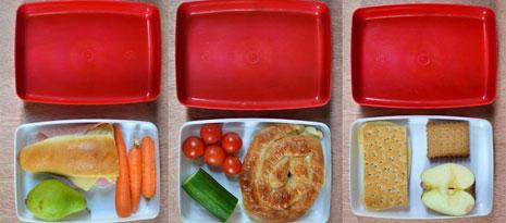 Gestalter Lunch