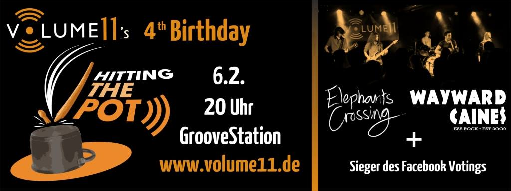 Volume11 Birthday Event