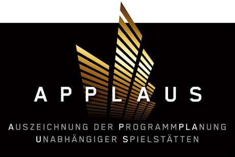 Applaus-Spielstaettenprogrammpreis