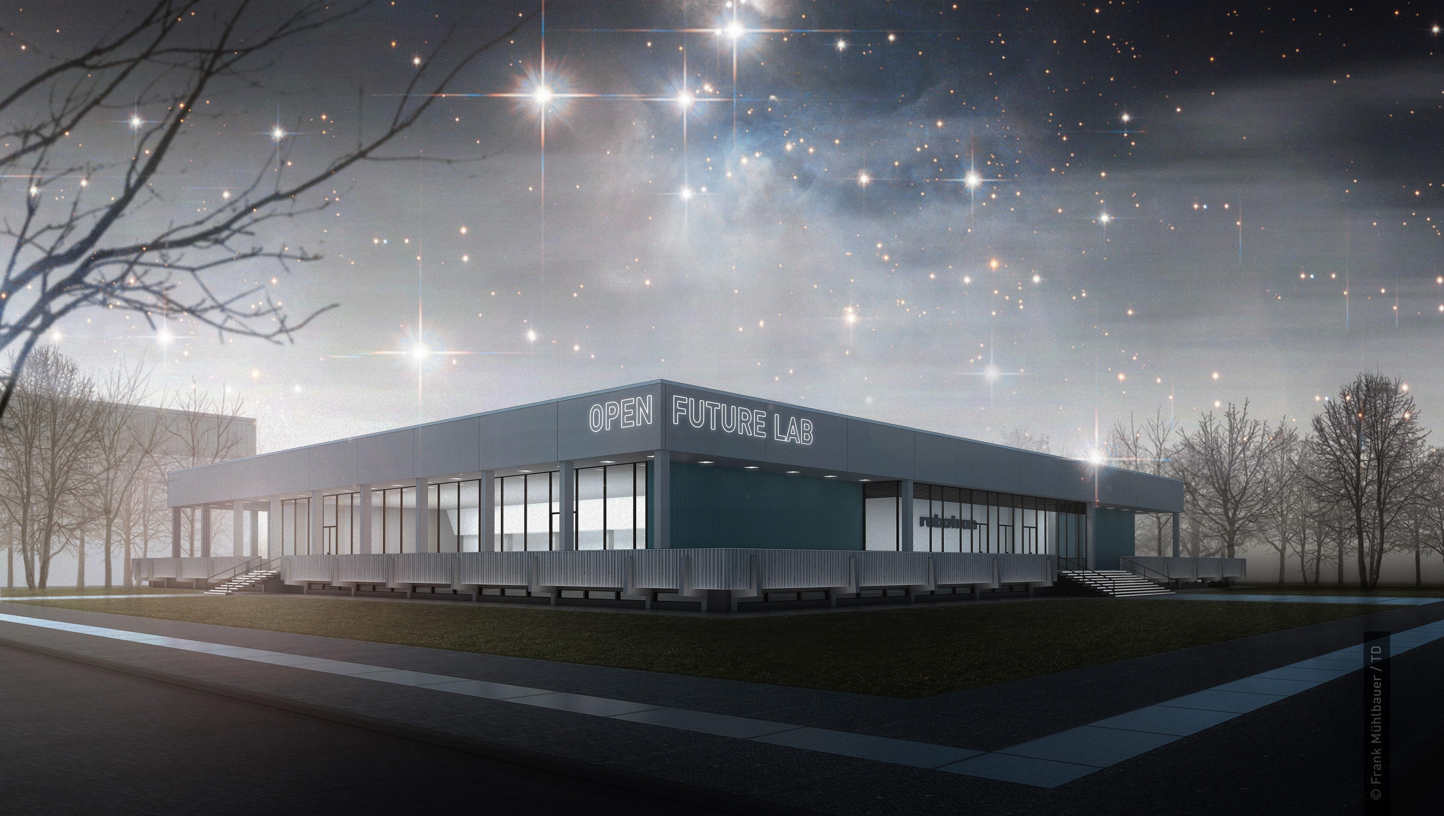 Open Future Lab – Ein Konzept für die ehemalige Robotron-Kantine