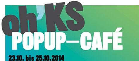 PopUp-Café der sächsischen Kreativwirtschaftsverbände