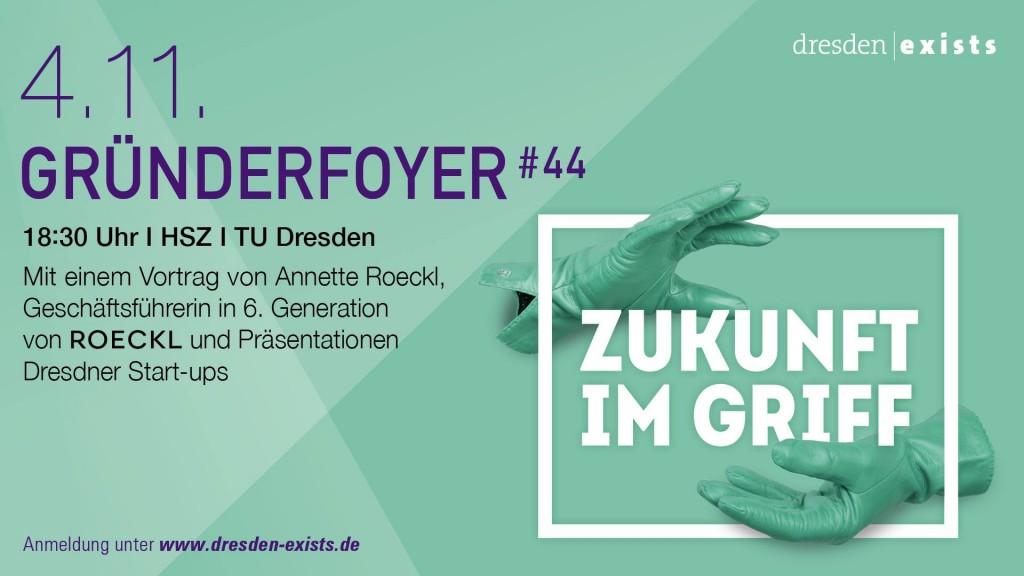 Gründerfoyer